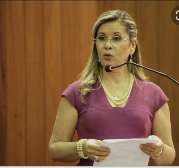 Cláudia Claudino surge na chapa da situação em Teresina