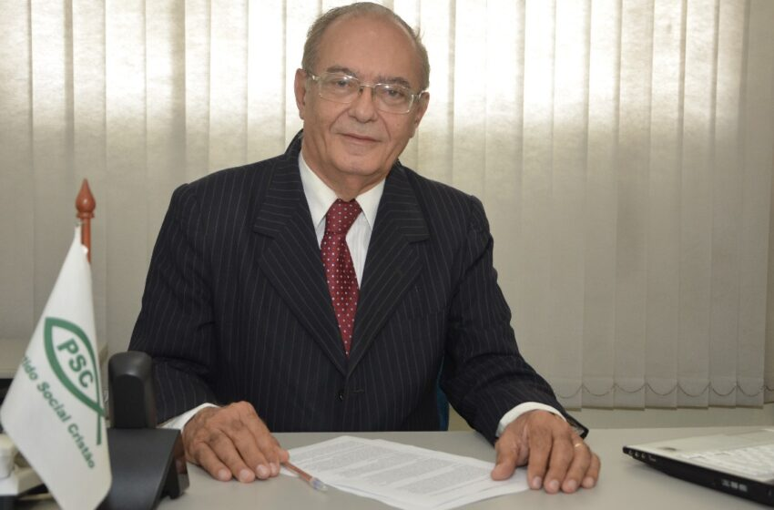 Presidentes nacional e estadual do PSC parabenizam vitória do Dr. Pessoa