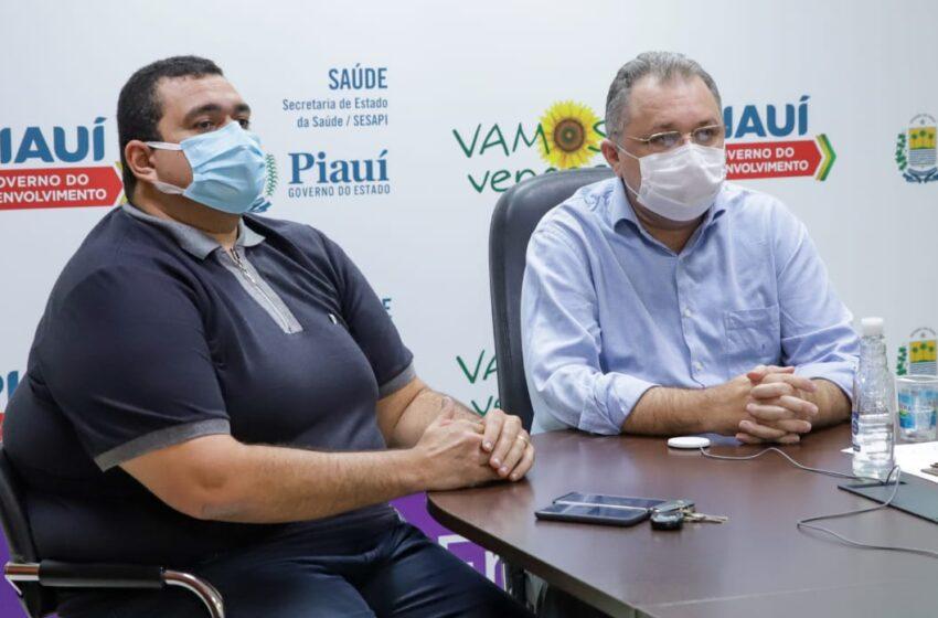 Mais 592 casos e sete mortes por COVID-19 no Piauí