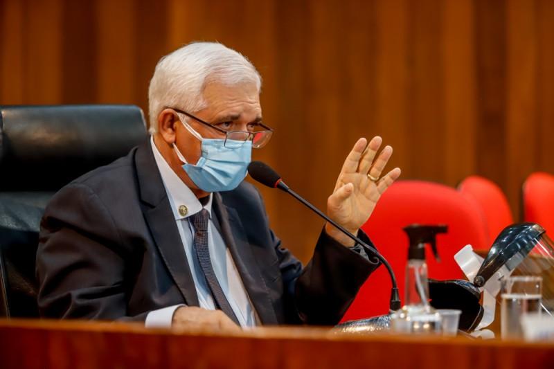 Deputados elegem vice-presidentes na Assembleia Legislativa na quarta-feira(20)