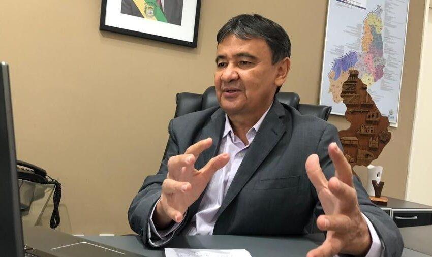 Wellington Dias quer mudar a Lei de Diretrizes Orçamentárias de 2020