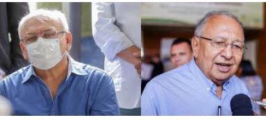 Doutor Pessoa e Adolfo Nunes cumprem agenda em Brasília