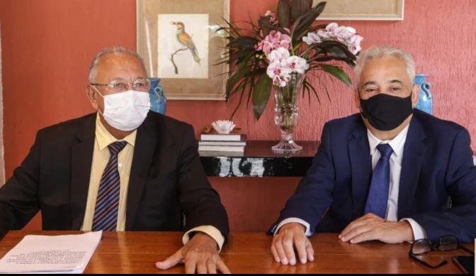 Dr.Pessoa e Robert Rios assumem a gestão de Teresina