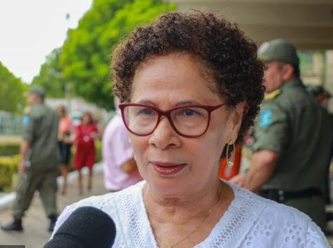 Regina Sousa visita obras do PRO Piauí em Oeiras nesta sexta-feira