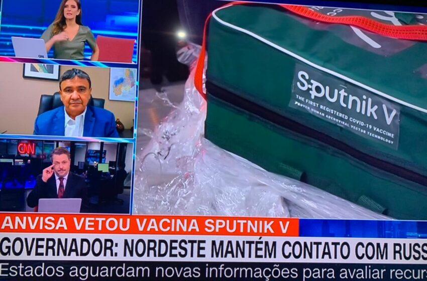 Consórcio Nordeste reafirma disponibilização de doses da Sputnik V