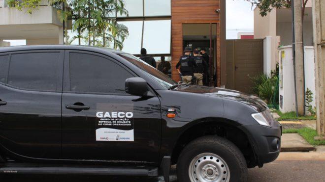 MPPI cumpre mandados de busca e apreensão no município de Elesbão Veloso e Teresina