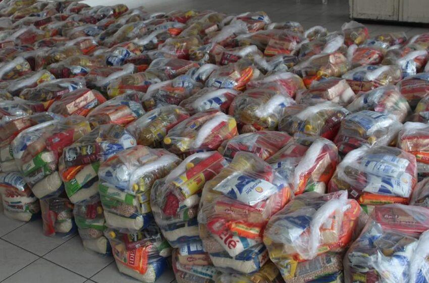 Ministério Público exige quantidade e permanência da distribuição de cesta básica em Teresina