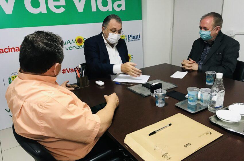 Prefeitura recorre ao Estado por recursos para saúde de Teresina