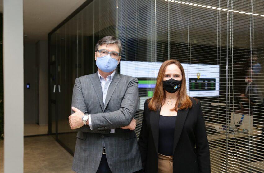 Viviane Moura apresenta  Projeto Piauí Conectado a técnicos do Tribunal de Justiça