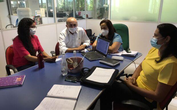 Ministério da Saúde entrega compensação das doses de vacinas para o Piauí segunda-feira(23)