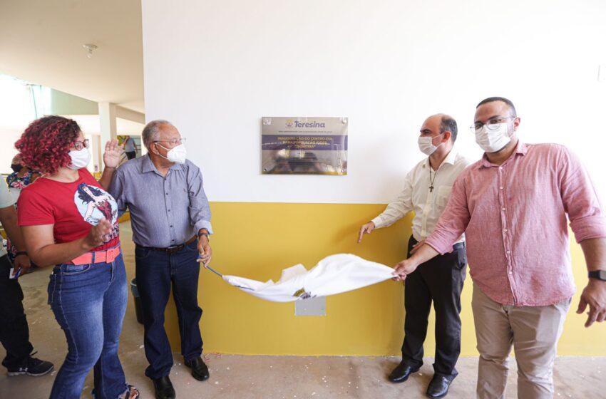 Centro de Valorização da Pessoa Idosa é inaugurado com capacidade para atender mais de 200 idosos