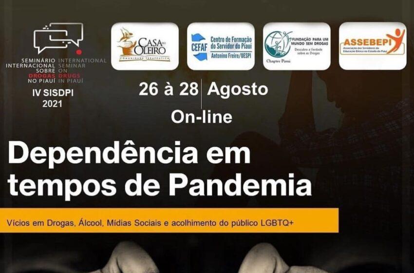 Seminário Internacional discutirá acolhimento ao público LGBTQ+