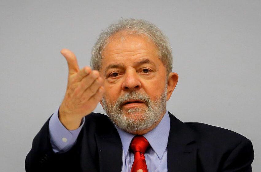 Lula inicia viagens pelo Brasil em pré-campanha para presidência
