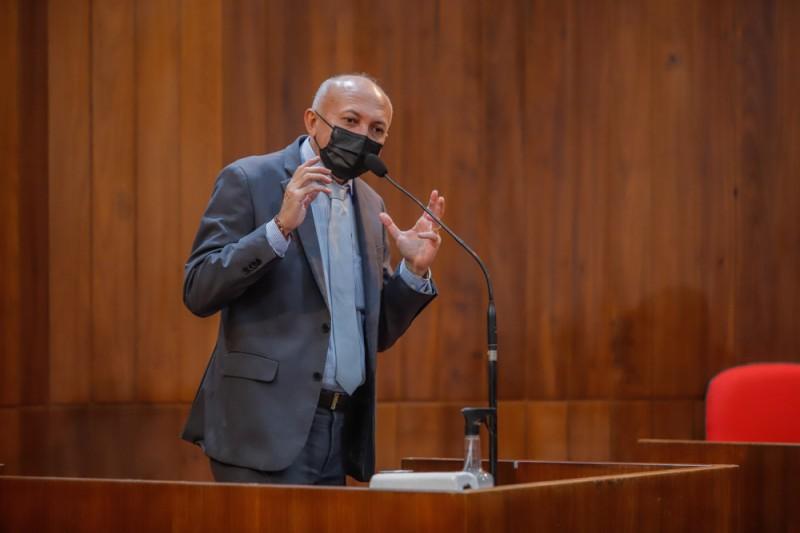 Deputado Warton ressalta a expansão do metrô até a Vila Irmã Dulce e Altos e critica Doutor Pessoa