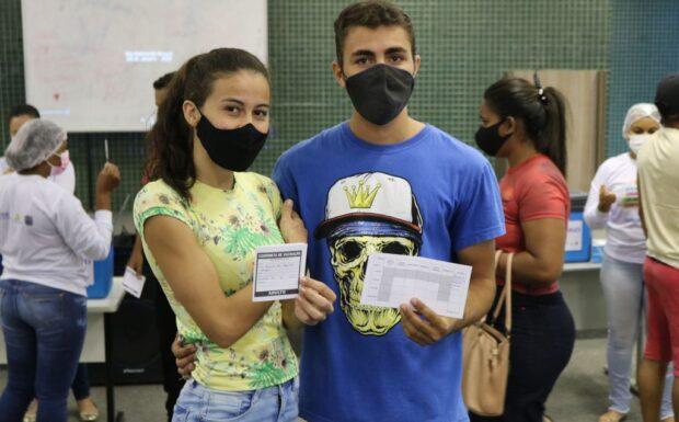 Piauí receberá vacinas para adolescentes a partir do dia 15