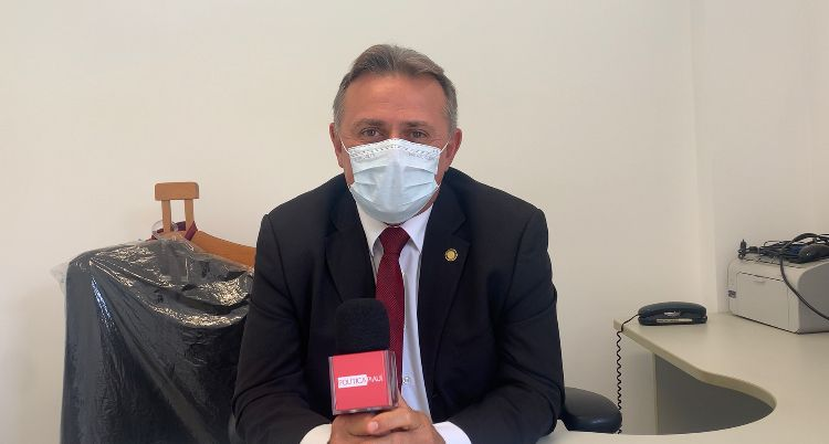 Vereador Luiz Lobão afirma que o Prefeito de Teresina travou o diálogo