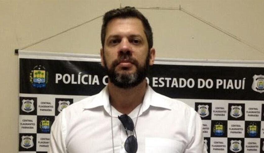 Delegado de Parnaíba deixa o cargo e diz que não se misturo com vagabundos