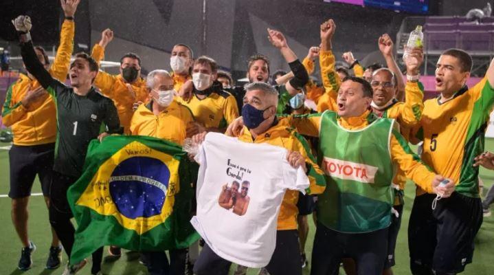 Brasil ganha 72 medalhas na Paralimpíada de Tóquio 2020