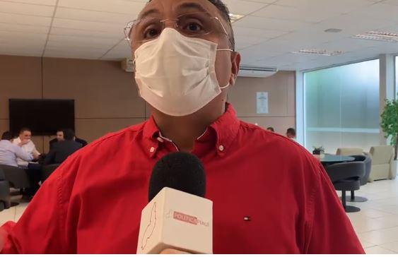 Vereador Dudu apresenta projeto de lei que obriga servidores públicos a se vacinarem contra a covid-19