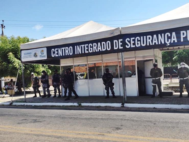 Centro Integrado de Segurança é instalado em Parnaíba