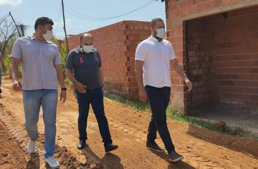 Vereador Neto do Angelim destina mais de R$ 500 mil infraestrutura e esporte