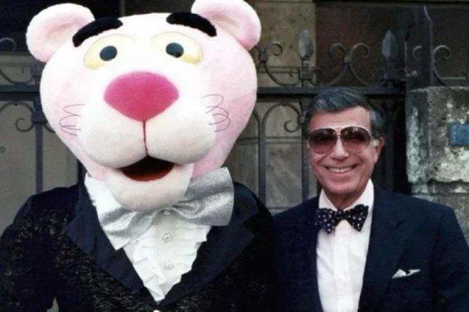 Morre David DePatie, criador da 'Pantera Cor-de-Rosa, aos 91 anos