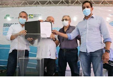 Ministro Rogério Marinho autoriza investimentos de mais de 45 milhões no litoral do Piauí