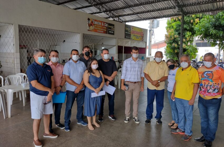Doutor Pessoa autoriza licitação para reforma no Mercado do Peixe