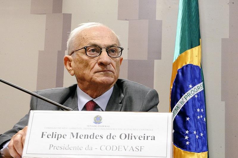 Felipe Mendes coloca barragem de Boa Esperança e UFPI como marcos do desenvolvimento do Piauí