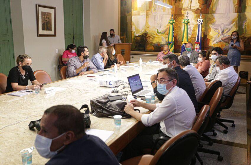 Projeto Vida Rios propõe revitalização do cais do Rio Parnaíba