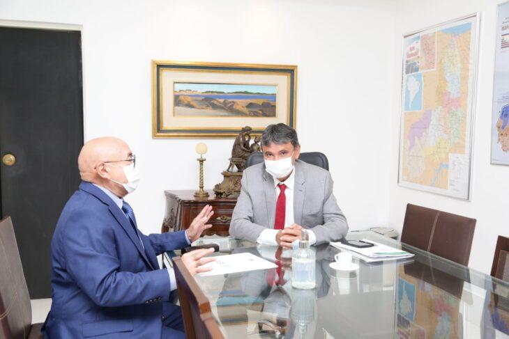 Governo do Estado e Tribunal de Justiça firmam parceria para regularizar imóveis de Teresina